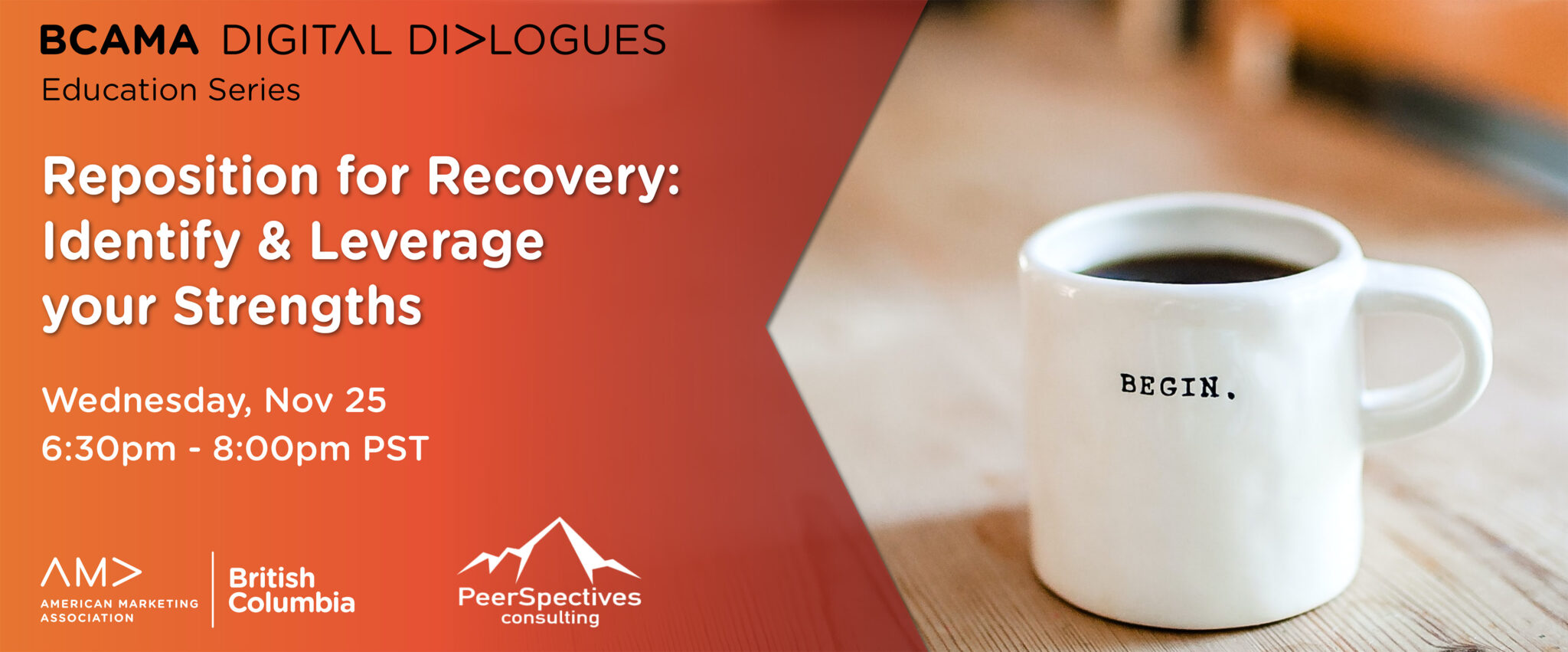Reposition for Recovery: Identify & Leverage Your Strengths